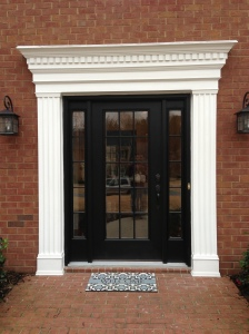 Front Door Replaced East Cobb