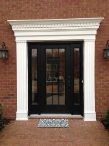 Front Door Replaced East Cobb