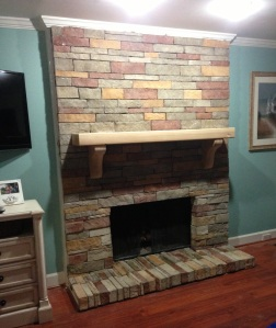 Fireplace East Cobb