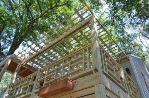 Pergola and Deck Atlanta Curb Appeal