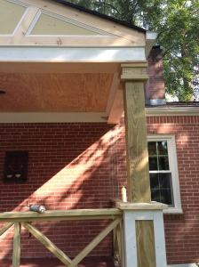 Columns Custom by Atlanta Curb Appeal