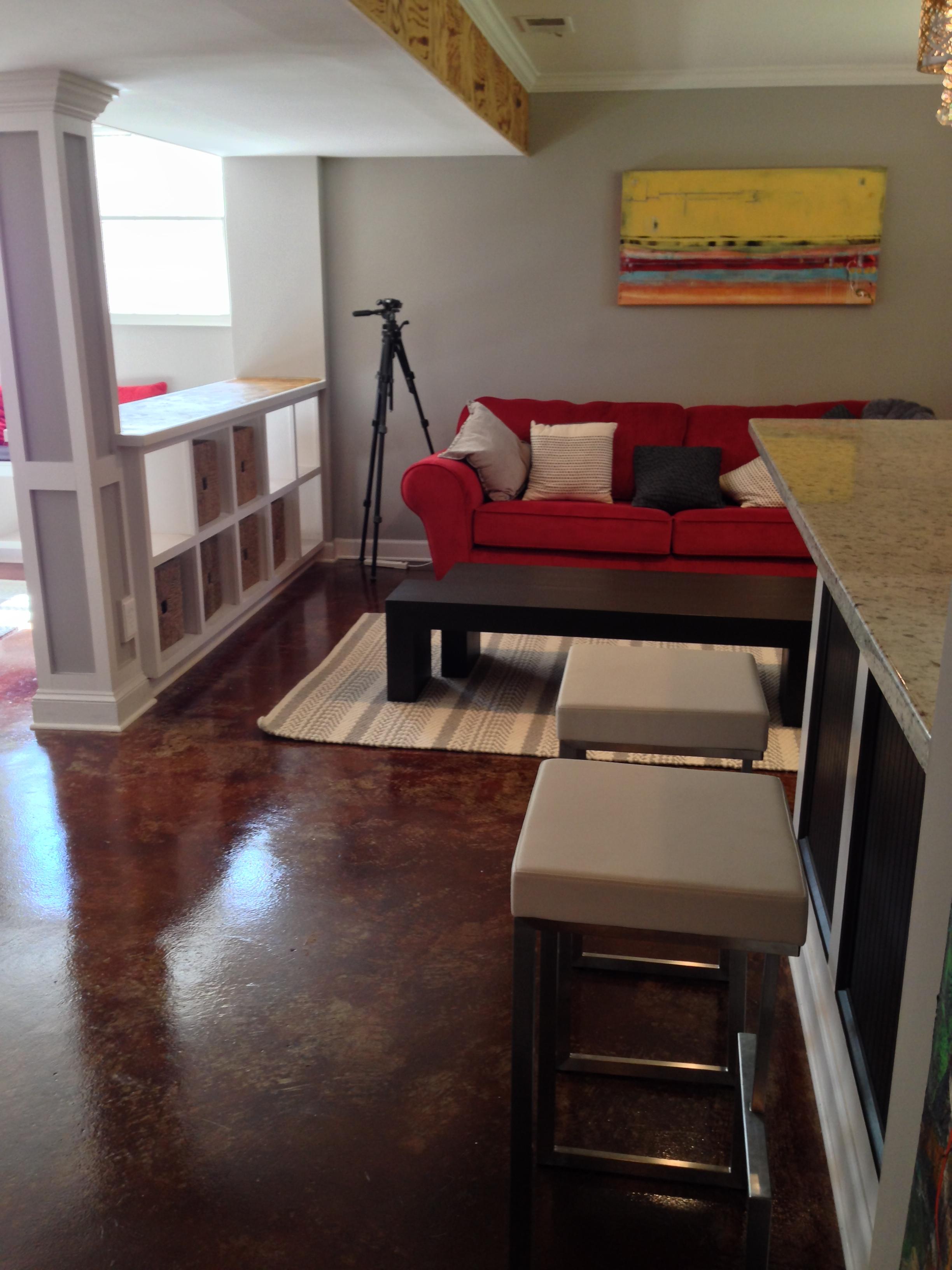 basement expectations atlanta curb appeal