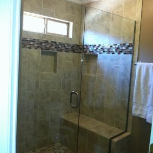 After-Master shower
