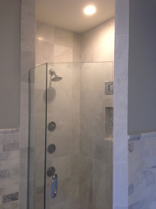 Bathroom Remodel in Buckhead by Atlanta Curb Appeal