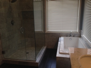 ModernBathroomRenovationDunwoody