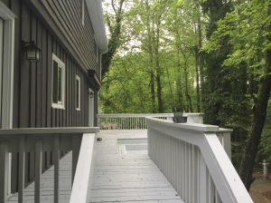 New Deck Repaint Atlanta Curb Appeal