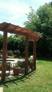 Atlanta Curb Appeal Pergola