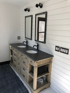 Farmhouse Bathrooms East Cobb