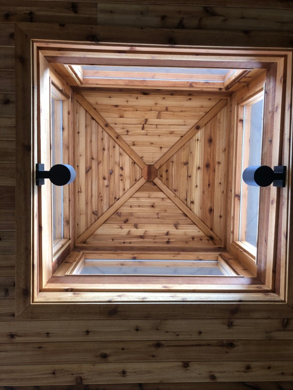 Porch Skylight East Cobb